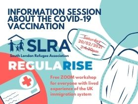 Access to the COVID-19 vaccination for migrants and refugees