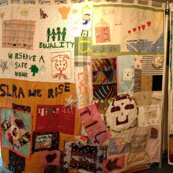 A Story-Telling Community Quilt