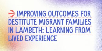 Report Launch: Learning from migrant families' lived experience in Lambeth